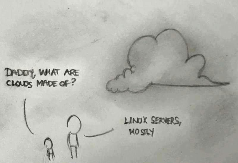 What are clouds made of? #el30