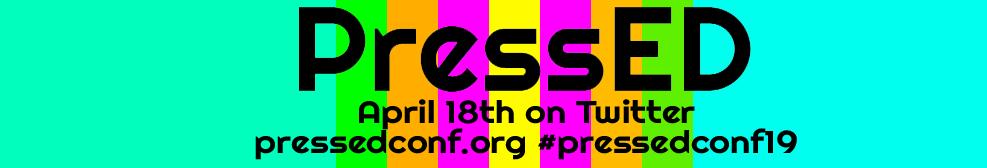 PressEdConf19 logo